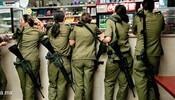 以色列女兵<br/><br/>这才是真实的女兵
