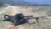 我的理想是成为一名狙击手