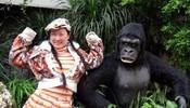 你妈是大猩猩