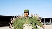 军队都这样,中国早解放了