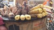 烤地瓜和靠包谷都是一门艺术,更是一门高深的学问