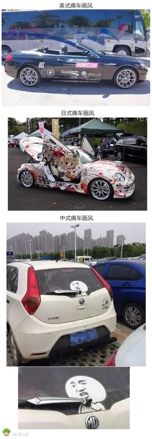 各国通车画风的区别,看到中国给跪了