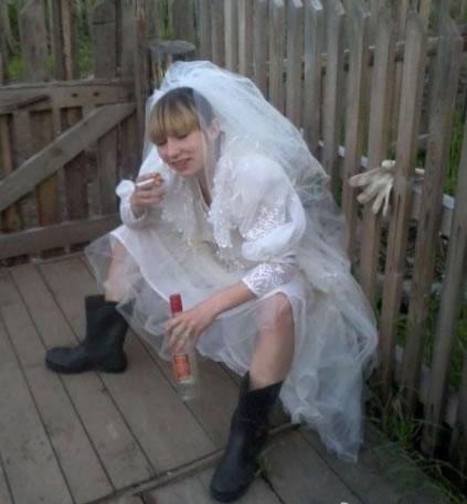 好爷们的新娘