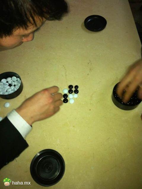 下棋的最高境界