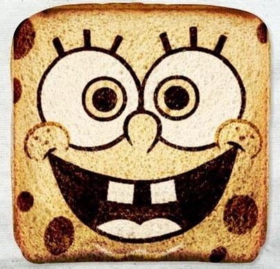 面包搞笑表情图片