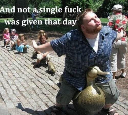 鸭子表示鸭梨很大!