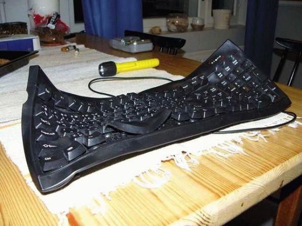 竟然能把键盘玩成这样