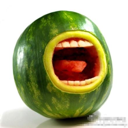 这样的西瓜,你见过吗