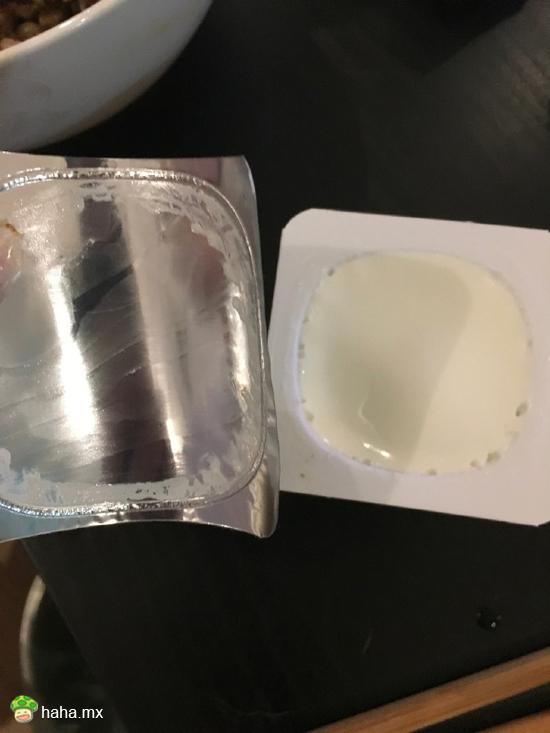 不能舔盖的酸奶还买来干什么~