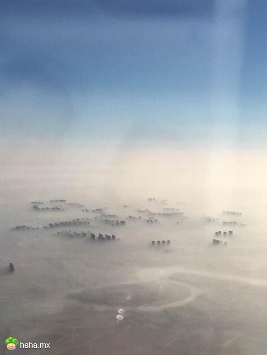 《中国建筑结合环境造出人间仙境 令世界赞叹不已称巧夺天工》